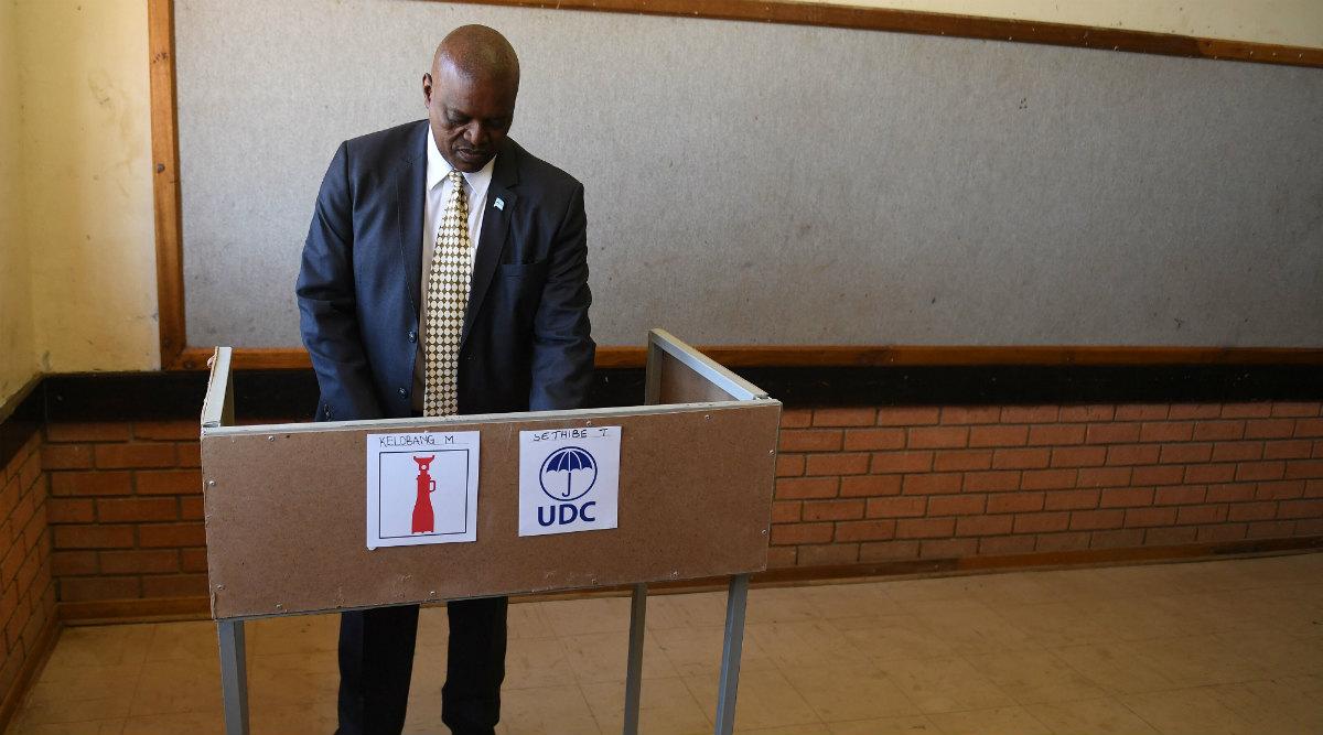 Botswana Elections 2019: President Mokgweetsi Masisi Wins Hotly Contested Election
