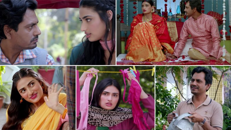 Motichoor Chaknachoor Trailer: Nawazuddin Siddiqui and Athiya Shetty's Wedding Deal Is Not Conventional but Totally Hilarious (Watch Video)