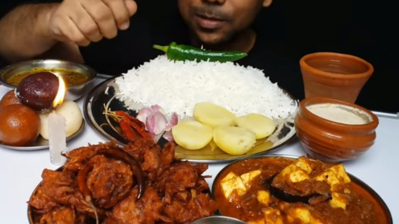 Mukbang, Korean Trend of Eating Large Amounts of Food on Camera Reaches India, Videos Go Viral