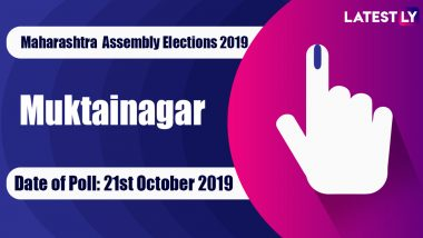 MuktainagarVidhan Sabha Constituency in Maharashtra: Sitting MLA, Candidates For Assembly Elections 2019, Results And Winners