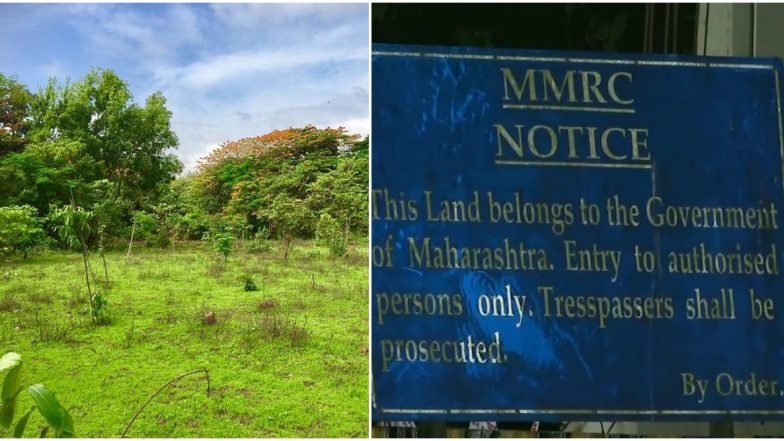 Aarey Tree Cutting Row: Twitterati Urge BMC to STOP Felling of Trees While Few Support The Act For Aarey Metro Project!
