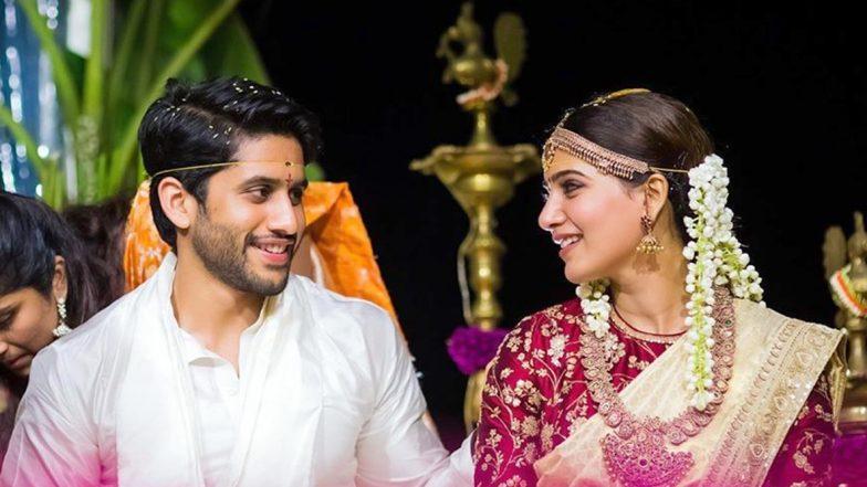 Samantha Akkineni Shares Few Unseen Pics with Naga Chaitanya on Their 2nd Wedding Anniversary