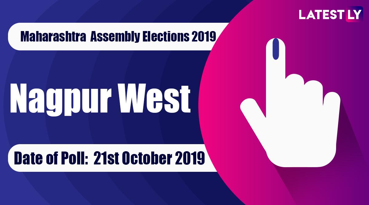 Nagpur West Vidhan Sabha Constituency Election Result 2019 in Maharashtra: Vikas Pandurang Thakre of Congress Wins MLA Seat in Assembly Poll