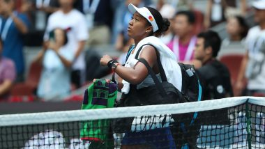 Naomi Osaka Meets US Open Champion Bianca Andreescu in Quarter-Final of 2019 China Open