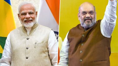 Gujarati New Year 2019: PM Narendra Modi, Amit Shah Greet Nation on Auspicious Day