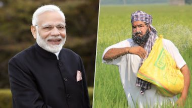 Narendra Modi Govt Hikes MSP for Rabi Crops by 50-109% for Marketing Season 2020-21, Here Are All Details