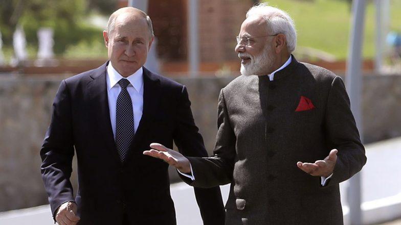 Vladimir Putin to Witness Bull-Taming Sport Jallikattu During Pongal Celebrations With PM Narendra Modi? Here's What Government Said