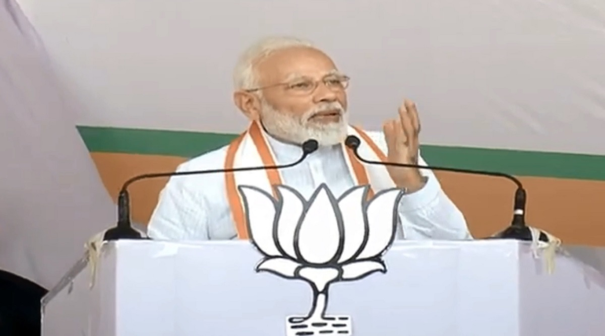 Congress Destroyed Nation with Its Wrong Policies, Says Narendra Modi, Sharpens Attack on Article 370