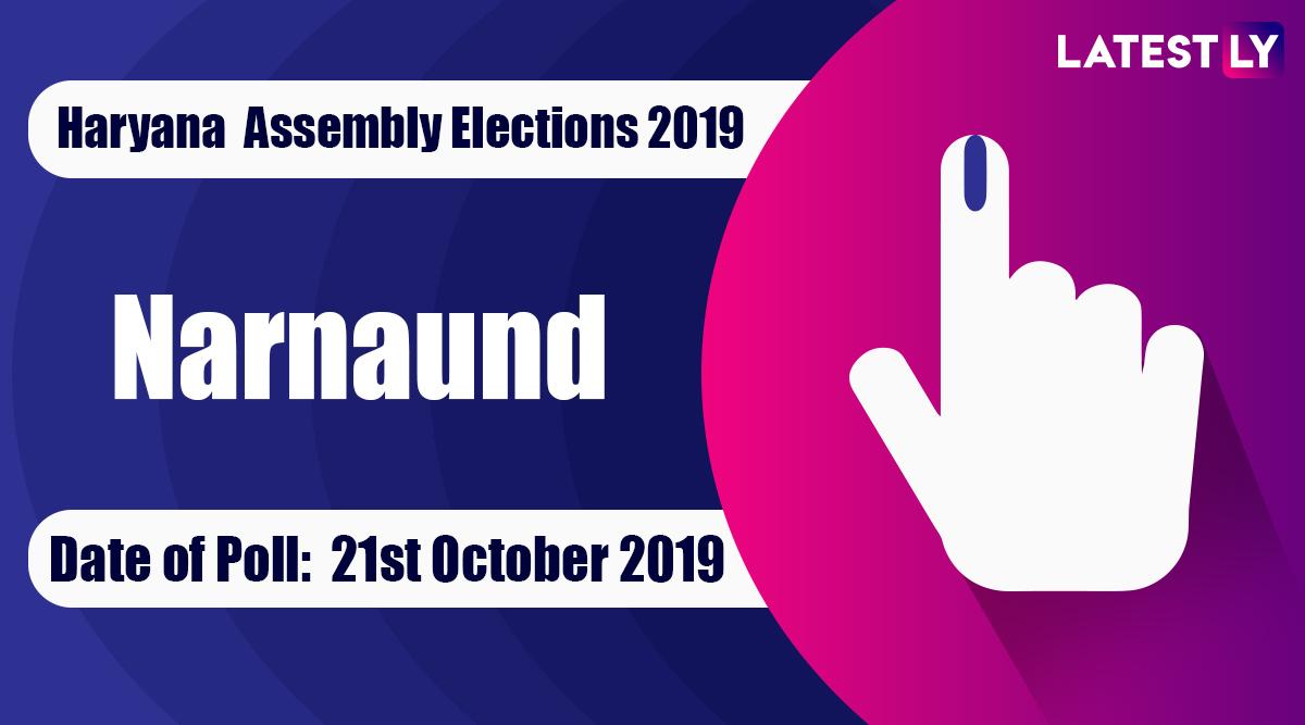 Narnaund Vidhan Sabha Constituency Election Result 2019 in Haryana: Ram Kumar Gautam of Jannayak Janata Party Wins MLA Seat in Assembly Polls