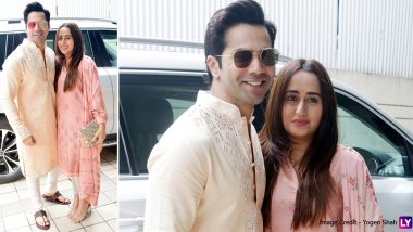 Varun Dhawan and Natasha Dalal's Wedding Will Not Happen Right Now – Read Details