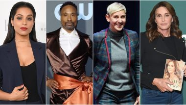 National Coming Out Day 2019: Inspiring Celebs Who Came Out of the Closet and Embraced Their LGBTQ Identities