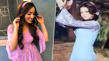 Bala: Yami Gautam Recreates Neetu Kapoor's Iconic 70's Song 'Ek Main Aur Ekk Tu' Look for Ayushmann Khurrana Film