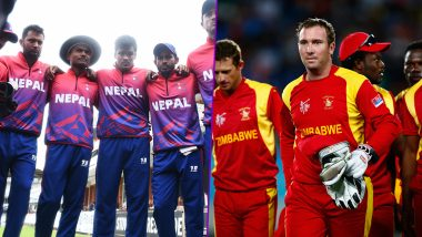 Live Cricket Streaming of Nepal vs Zimbabwe 4th T20I Match Online: Check Live Cricket Score, Watch Free Telecast of NEP vs ZIM, Tri-Series 2019 on Cricket Singapore YouTube