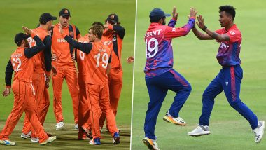 Live Cricket Streaming of Netherlands vs Nepal 5th T20I Match Online: Check Live Cricket Score, Watch Free Telecast of Pentangular Oman T20I 2019 Series on Cricket Ireland YouTube