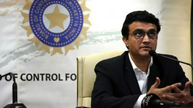 Sourav Ganguly-Led BCCI to Hold Annual General Meeting in Mumbai on December 1