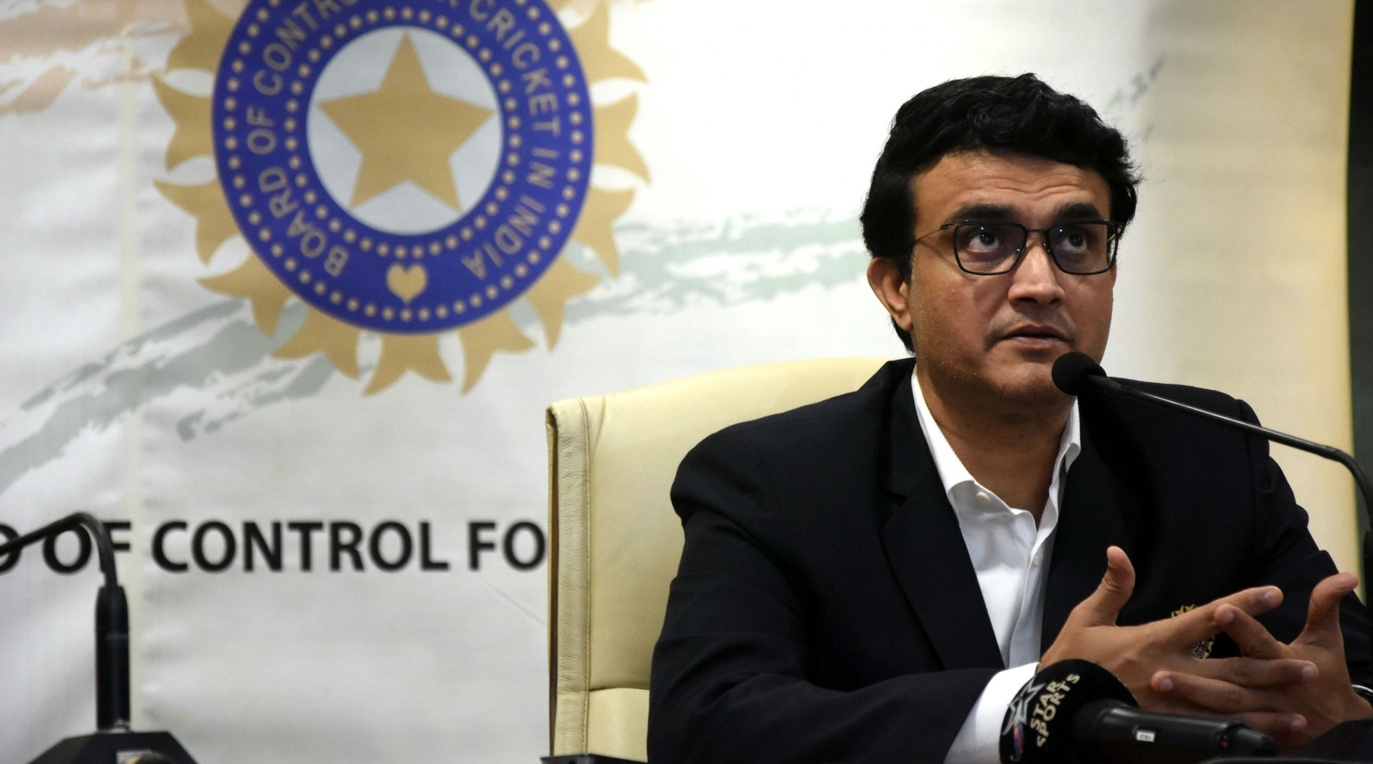 Sourav Ganguly Opens Up to Rishabh Pant Losing His Place to KL Rahul in Playing XI