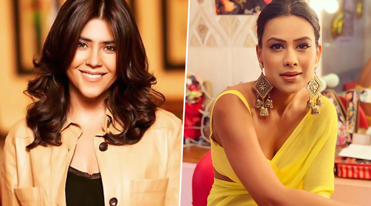 Naagin 4: Nia Sharma to Play Shape-Shifting Snake in the Supernatural Drama, Ekta Kapoor Says, 'She Looked Fab in the Look Test'
