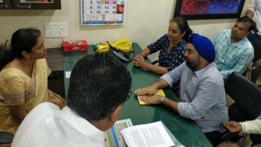 PMC Bank Fraud: Nirmala Sitharaman Meets Depositors After Facing Protest, Assures Regulations If Necessary