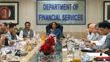Nirmala Sitharaman Asks MSMEs to Respond by Oct 22 if They Would Provide Bill Discounts to Corporates Who Owe Them Rs 40,000 Crore
