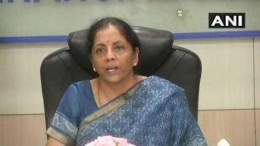 Nirmala Sitharaman Says 'Over Rs 81,700 Crore Disbursed by Banks During 9-day Loan Mela'