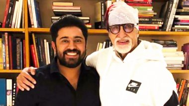 Nivin Pauly and Amitabh Bachchan Share Their Birthdays On October 11, Premam Actor Shares an Heartfelt Post for the Bollywood's Legend