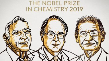 Nobel Prize 2019 in Chemistry Winner: John B. Goodenough, M. Stanley Whittingham and Akira Yoshino Awarded Honour