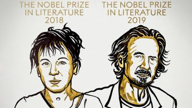 Nobel Prize 2019 in Literature Winner: Polish Author Olga Tokarczuk and Austrian Writer Peter Handke Awarded Honour For 2018 & 2019 Respectively