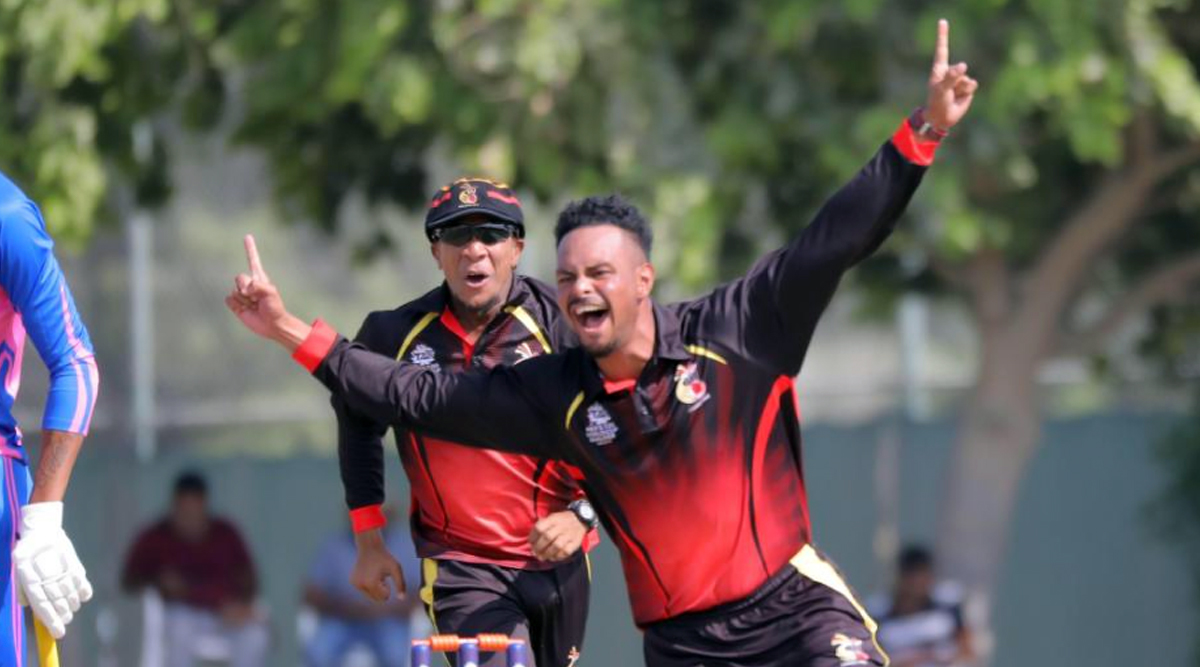 Norman Vanua Takes Hat-Trick During PNG vs Bermuda T20 World Cup Qualifier 2019 Match! Watch Video of Papua New Guinea Bowler's Stunning Feat
