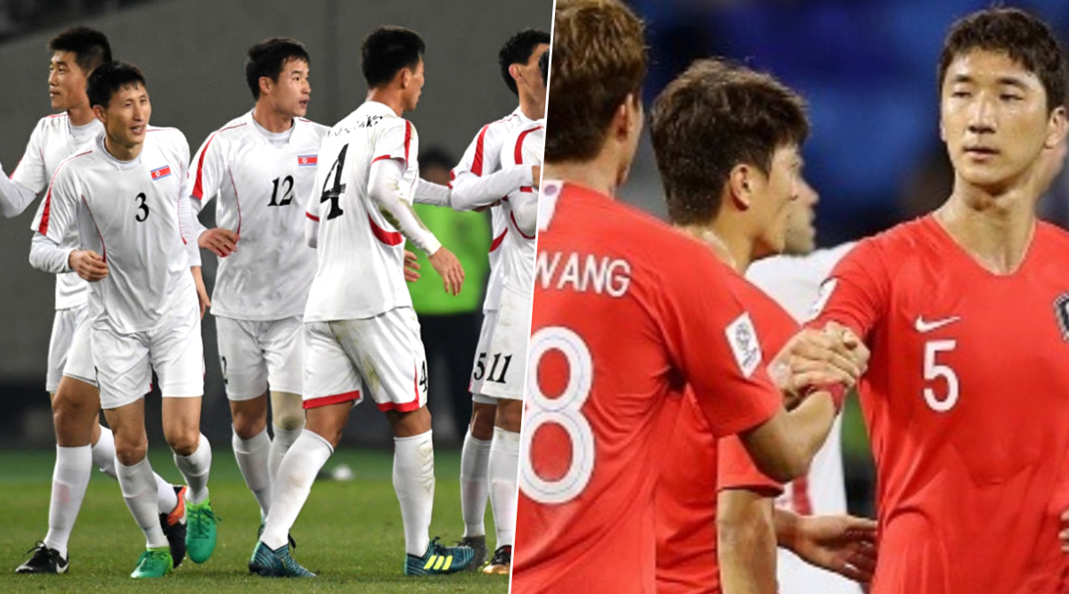 FIFA World Cup 2022 Qualifiers: North and South Korea Play Goalless Draw in Historic Match