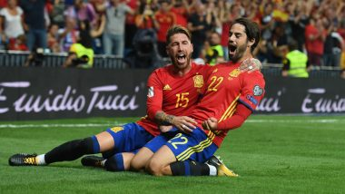 Norway vs Spain, UEFA EURO Qualifiers 2020 Live Streaming Online & Match Time in IST: How to Get Live Telecast of NOR vs ESP on TV & Football Score Updates in India