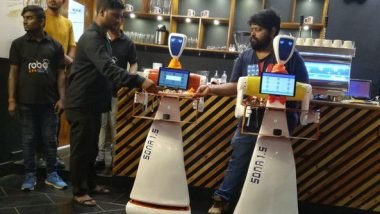 Indigenous Robots 'Champa' And 'Chameli' Serve Food at This Odisha Restaurant