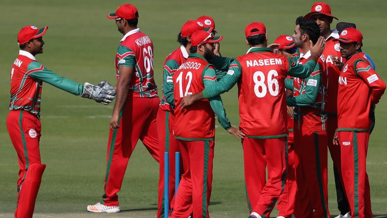 Live Cricket Streaming of Oman vs Netherlands 8th T20I Match Online: Check Live Cricket Score, Watch Free Telecast of Pentangular Oman T20I 2019 Series on Cricket Netherlands YouTube
