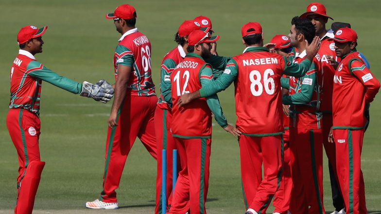 Live Cricket Streaming of Oman vs Hong Kong 1st T20I Match Online: Check Live Cricket Score, Watch Free Telecast of Pentangular Oman T20I 2019 Series on Cricket Hong Kong YouTube