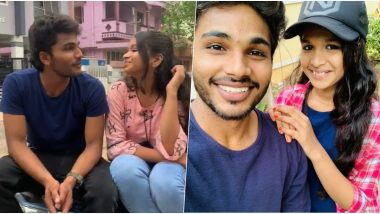 OMG OMG Girl Nithya and Fun Bucket Bharghav Are a TikTok Pair With 4 Million Followers and People Love Watching Their Funny Videos!