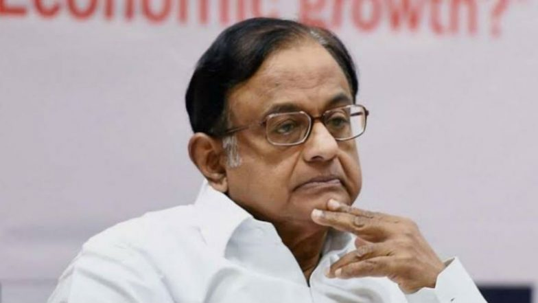 INX Media Case: Trouble Mounts For Chidambaram, Special Court Asks Chidambaram to Produce Appear It on ED's Plea