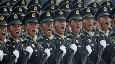 China Heavily Invests in People's Liberation Army; Is Beijing Planning to Use Military Force?