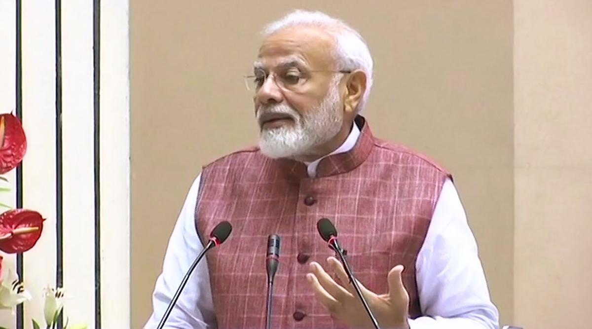 Ayushman Bharat 1st Anniversary: PM Narendra Modi Launches PMJAY App And Start-Up Grand Challenge, Calls For Inventions in Healthcare Sector