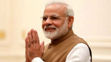 PM Narendra Modi Congratulates Gotabaya Rajapaksa for Victory in Sri Lanka Presidential Polls
