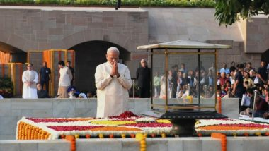 PM Narendra Modi Proposes 'Einstein Challenge' on Mahatma Gandhi's 150 Birth Anniversary In His New York Times Article