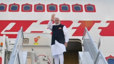In a First, Indian Air Force Pilots to Fly PM Narendra Modi's Official Aircraft Boeing 777 'Air India One'