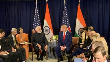 India, US Close to Seal Trade Deal; Announcement by PM Narendra Modi and Donald Trump Likely in Few Weeks