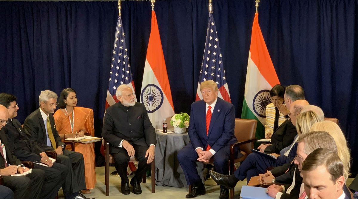 Donald Trump Looks Forward to India Visit, Tweets He Is 'Number 1' And PM Narendra Modi 'Number 2' on Facebook