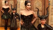 Best Halloween 2019 Costume Ideas: Padma Lakshmi and Daughter Krishna Dress Up As Black Swan and Maleficent to Give Us Major Halloween Inspo! (View Pic)