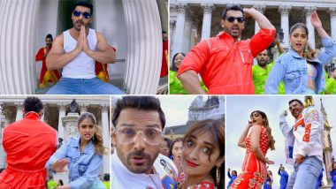 Pagalpanti Song Tum Par Hum Hai Atke: John Abraham Ends his Streak of Being a Part of Good Remakes with This New Song (Watch Video)