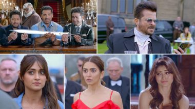 Pagalpanti Trailer: John Abraham, Anil Kapoor And Ileana D'Cruz Invite You To Join The Crazy Fest! (Watch Video)
