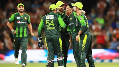 Live Cricket Streaming of Pakistan vs Sri Lanka 3rd T20I 2019 Match on PTV Sports and Sony Six: Watch Free Telecast and Live Score of PAK vs SL T20I Series
