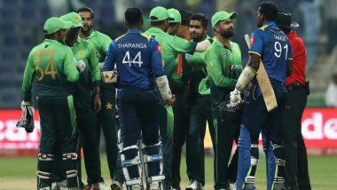 Pakistan vs Sri Lanka 1st T20I 2019, Toss Report & Playing XI: Ahmed Shehzad, Umar Akmal Return as Pak Opts to Bowl Against Lanka in Lahore