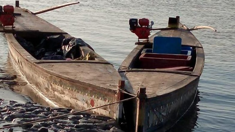 BSF Seizes 5 Boats From India-Pakistan Border in Gujarat, Search Operation Launched