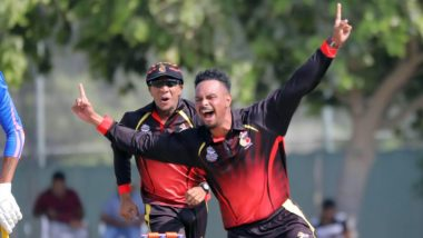 ICC T20 World Cup Qualifier 2019: Papua New Guinea Beat Kenya to Secure Maiden Qualification in Men's T20 World Cup 2020