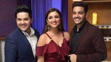 Bhai Dooj Special: Parineeti Chopra Calls Brothers Sahaj and Shivang Her 'Soulmates', Says 'They Know Everything about My Life'